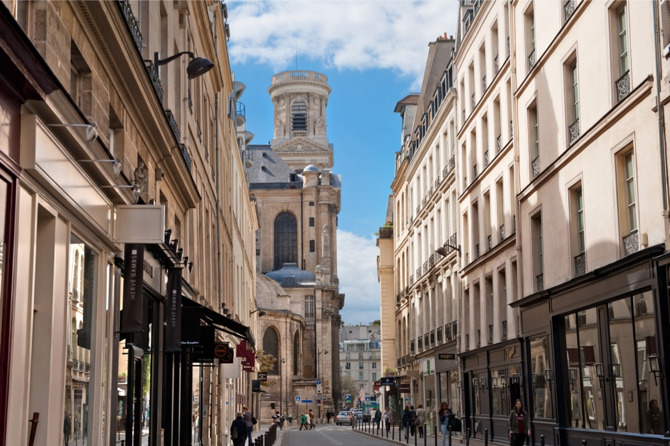 Quartier Breteuil
