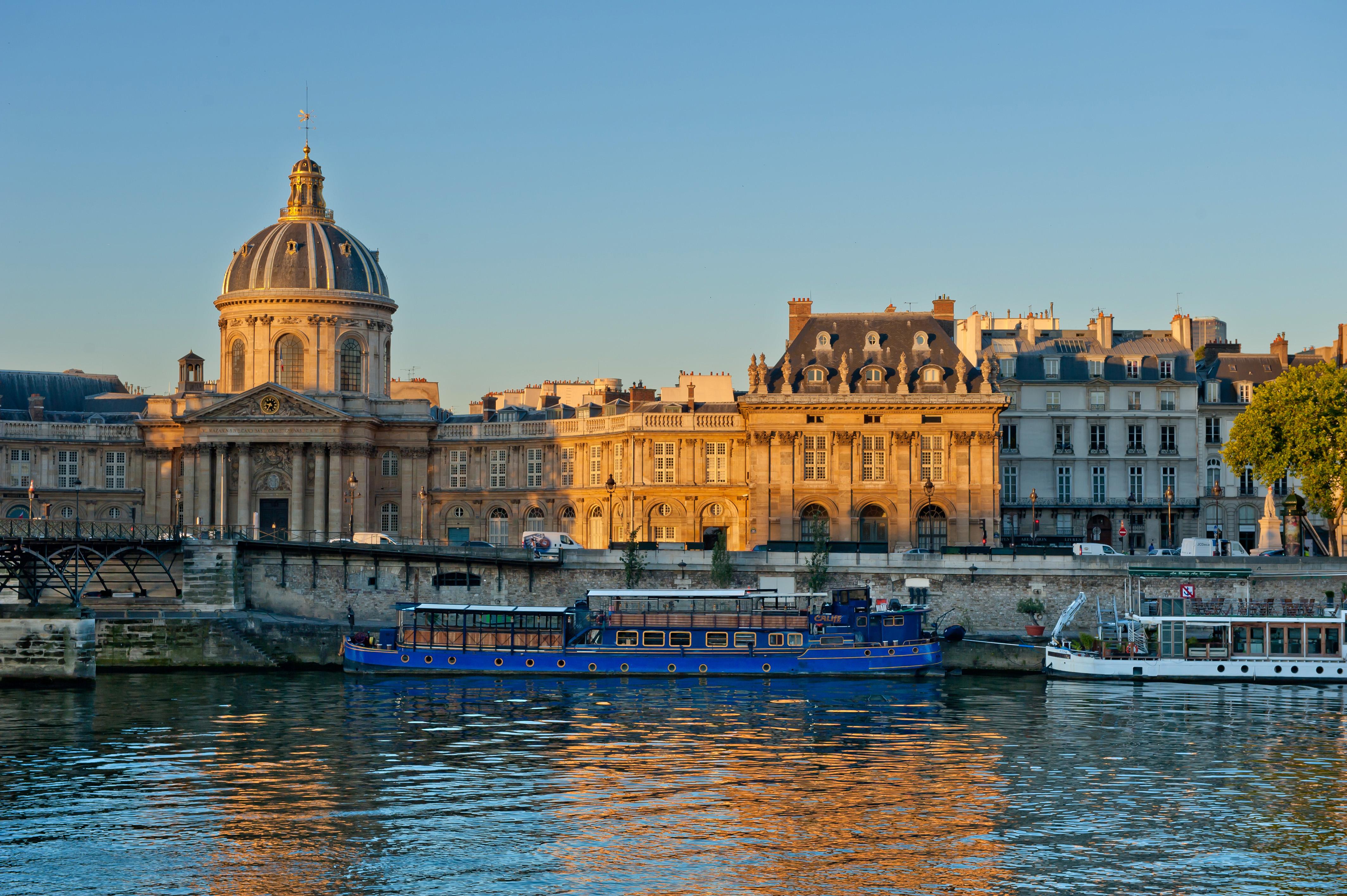 Paris avant Paris