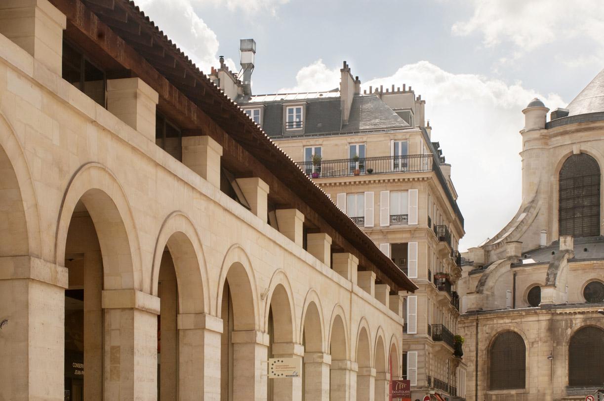 La foire Saint Germain