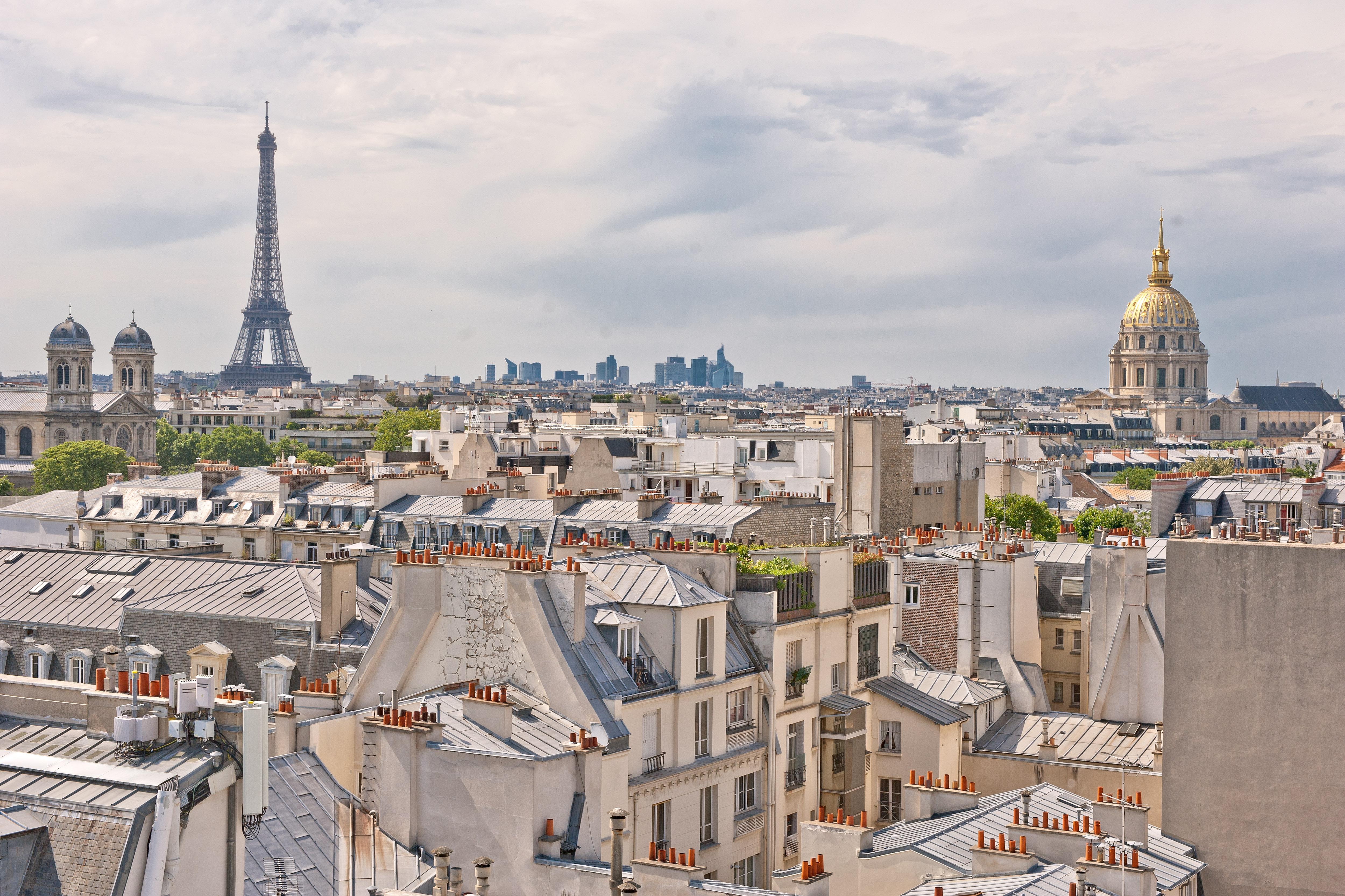 Paris-Londres: les prix de l'immobilier se rapprochent