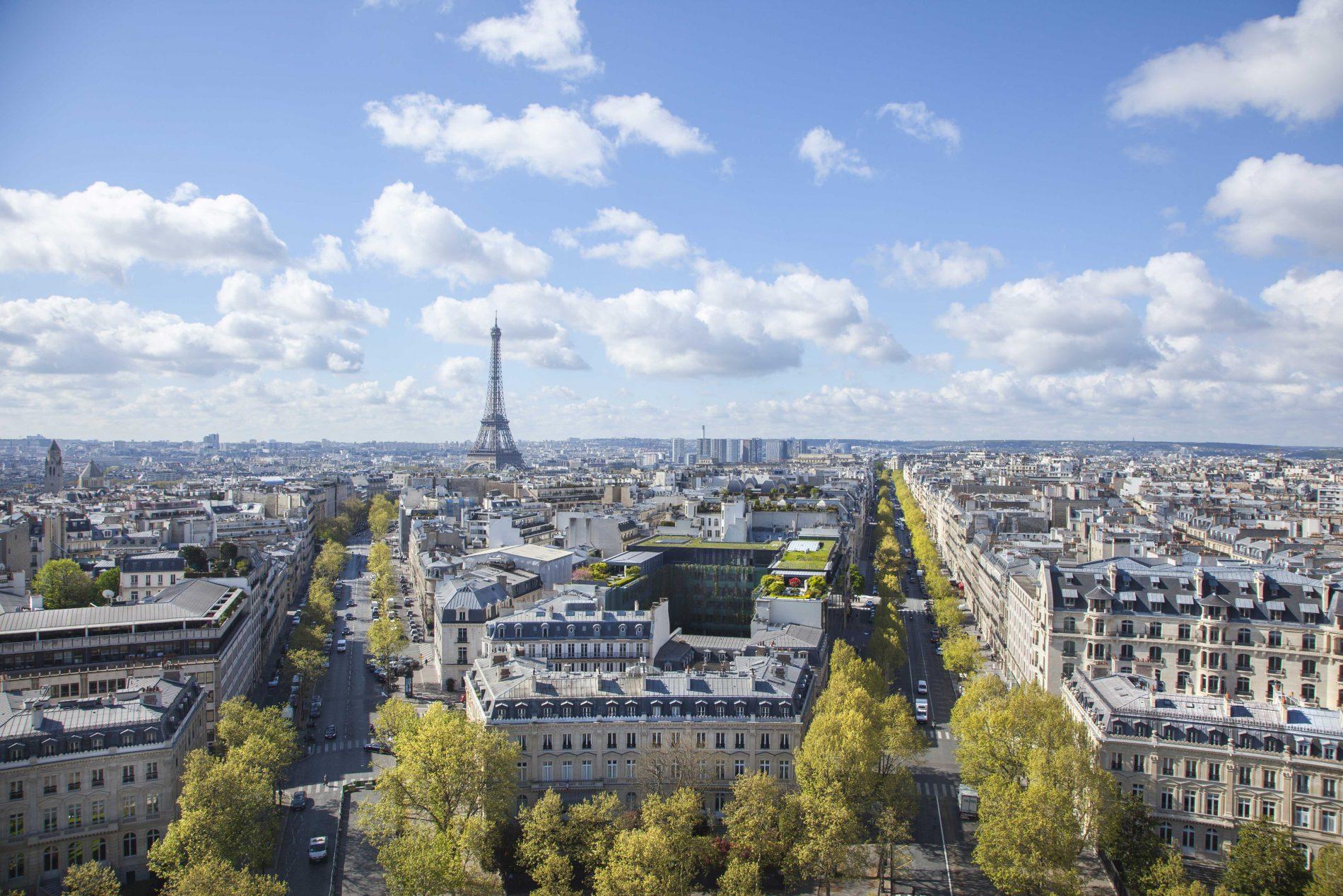 Lieux de travail : le match Paris-Londres