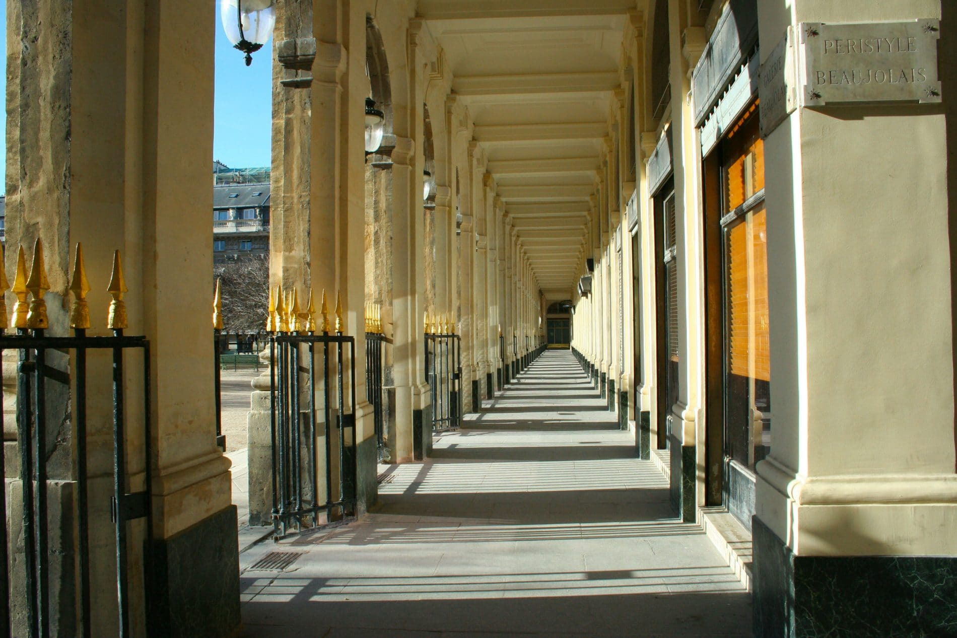 Quartier du Palais Royal